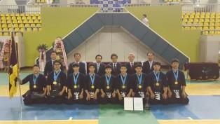 제19회 용인대학교총장기 전국 중.고등학교 검도대회