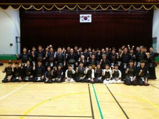 국무총리기 전국 생활체육 시도대항 참가 선수, 임원 합동훈련