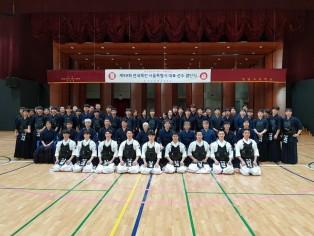 제99회 전국체육대회 서울시대표 합동훈련 및 결단식